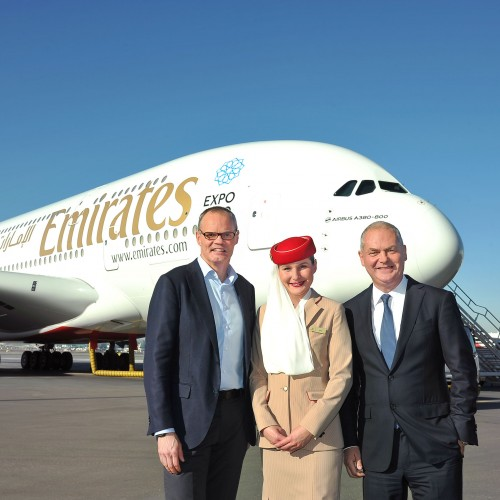 Starwood Preferred Guest & Emirates Skywards join forces to extend benefits across the sky & around the globe