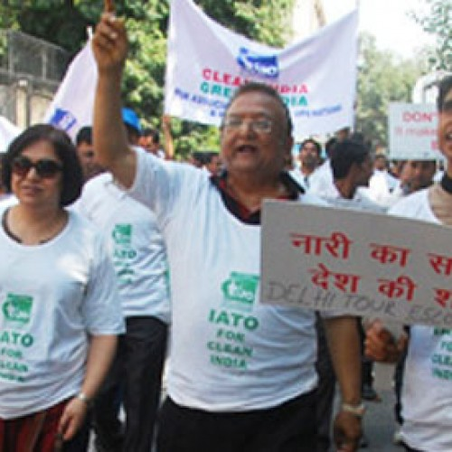 IATO & Hotel Janpath launch Clean India Programme