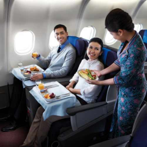 Flight review Malaysia Airlines