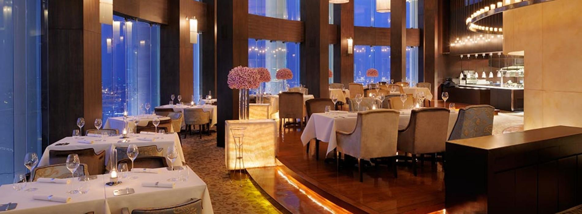 Hero of hospitality Lebua- Tower Club Bangkok