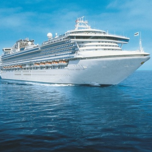 Princess Cruises Raises The Bar In The Inaugural Season Of Sapphire Princess In Singapore