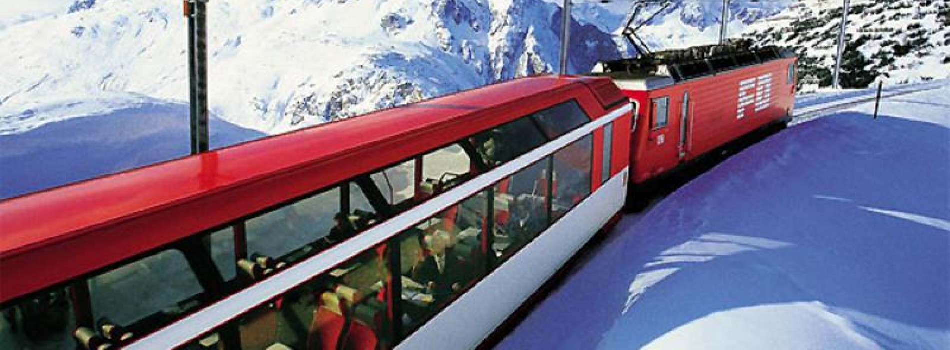 Call of panoramic mountain rides and Swiss watch-making tour