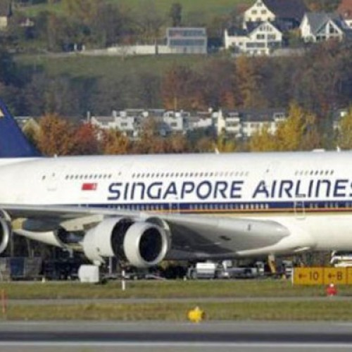 Singapore Airlines and TCS Introduce Mobile Solution for Cabin Crew