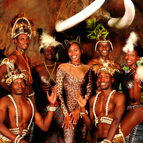 Celebrate New Year in Kenya