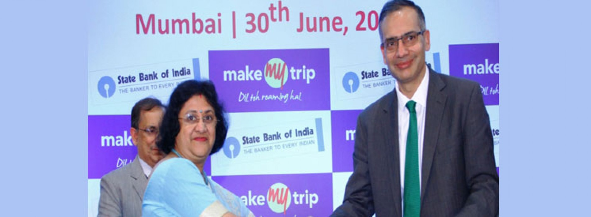 SBI and MakeMyTrip sign strategic alliance to unlock the synergy between banking and tourism
