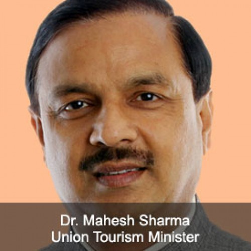 Dr. Mahesh Sharma asks IATO's members to take benefit of its convention being held in Indore