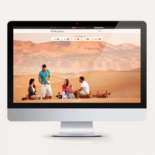 IMPROVED DESTINATION WEBSITE SET TO INSPIRE MORE VISITS TO ABU DHABI