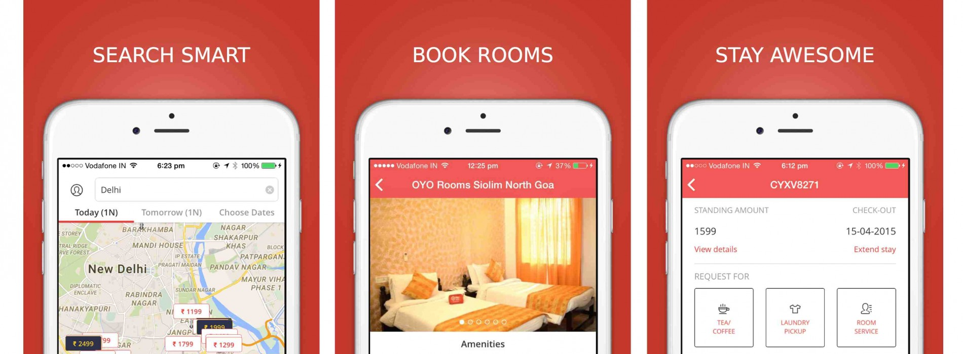 OYO Rooms launches mobile app for hotel booking