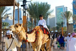 Camel_riding_at_Qasr_Al_Hosn_Festival
