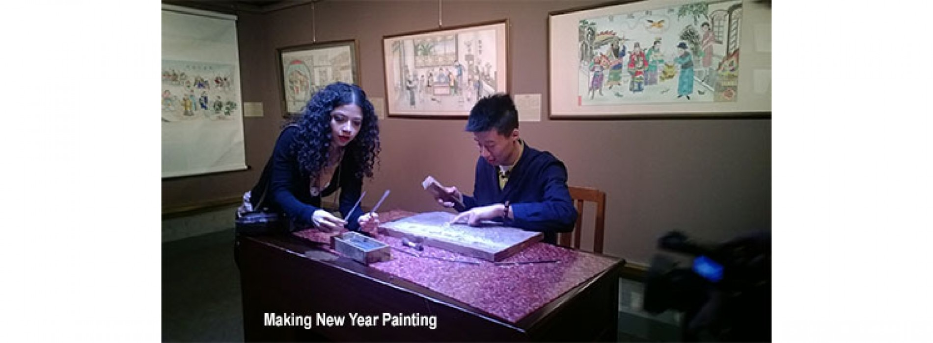 Yangliuqing New Year Painting: a unique art form of Chinese folk culture