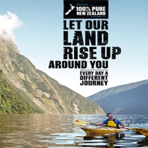 100% Pure New Zealand hits sixteen with new look and richer story