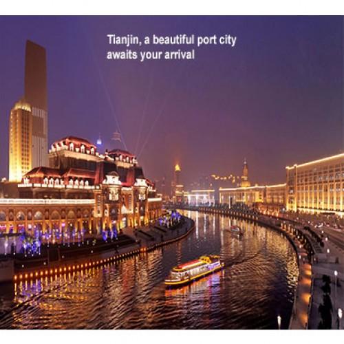 Tianjin, a beautiful port city awaits your arrival