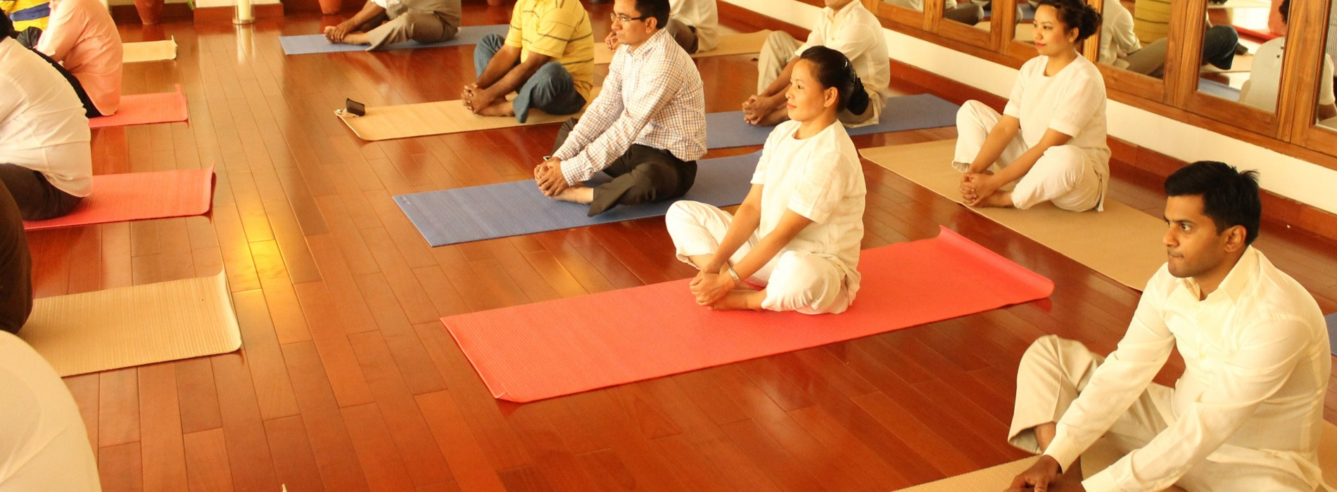 Jaypee Hotels celebrated International Yoga Day
