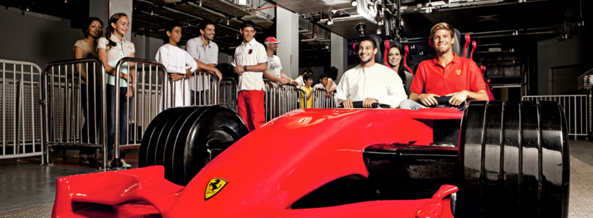 Abu Dhabi rides high with global tourist attraction