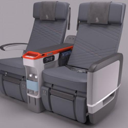 Singapore Airlines unveils new Premium Economy Class experience