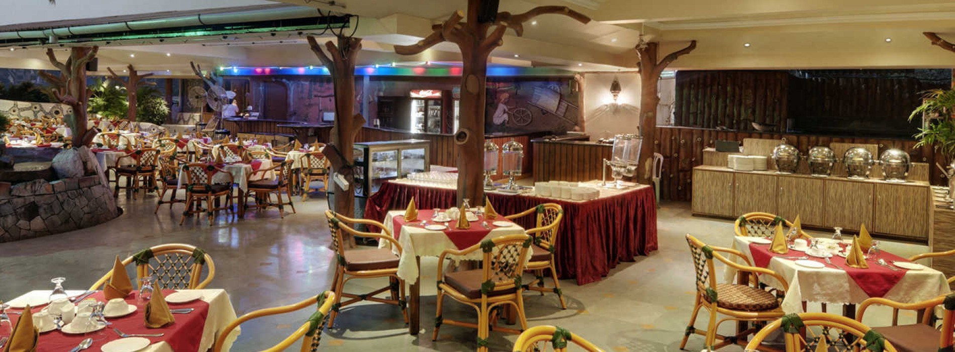 Joecons- a green luxury with Goan fine-dinning