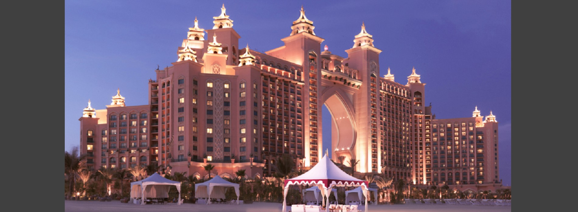 Atlantis, The Palm, Dubai receives an overwhelming response during a three-city roadshow in India