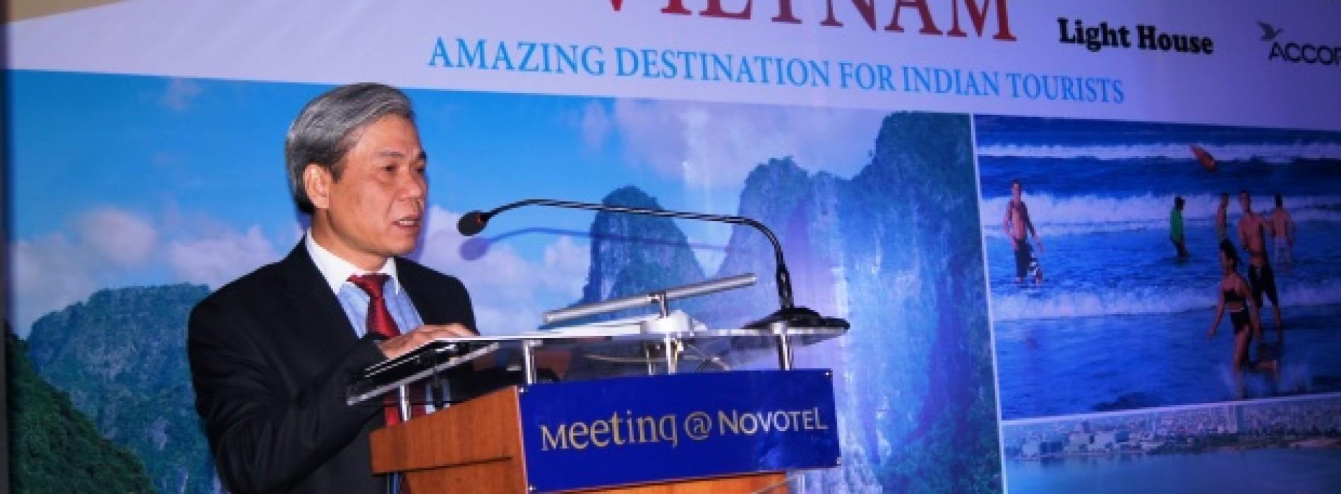 Historic Vietnam comes calling for Min tourists