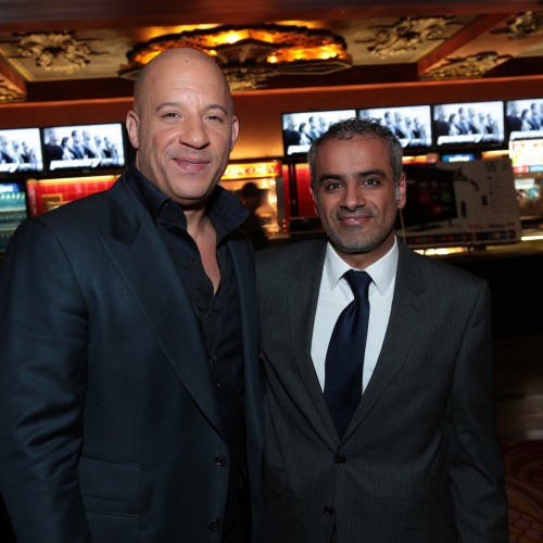FURIOUS 7 TAKES ABU DHABI TO A 'WHOLE OTHER LEVEL'