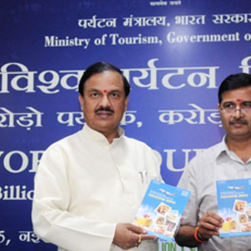 MoT launches several new initiatives on World Tourism Day
