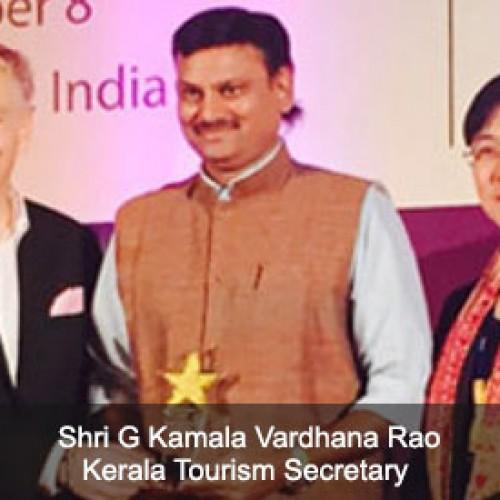 Muziris wins PATA Gold Honour for Kerala Tourism