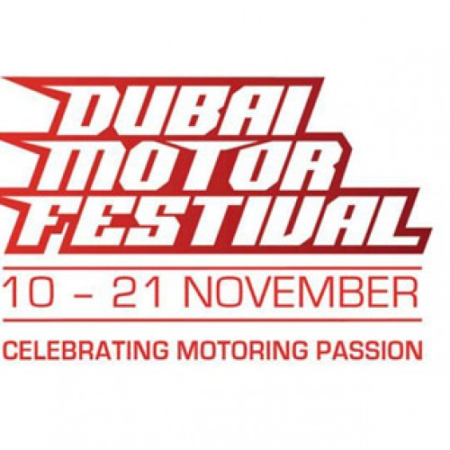 Dubai Motor Festival 2015 gears up to offer 'FEEL THE RUSH' motoring experiences