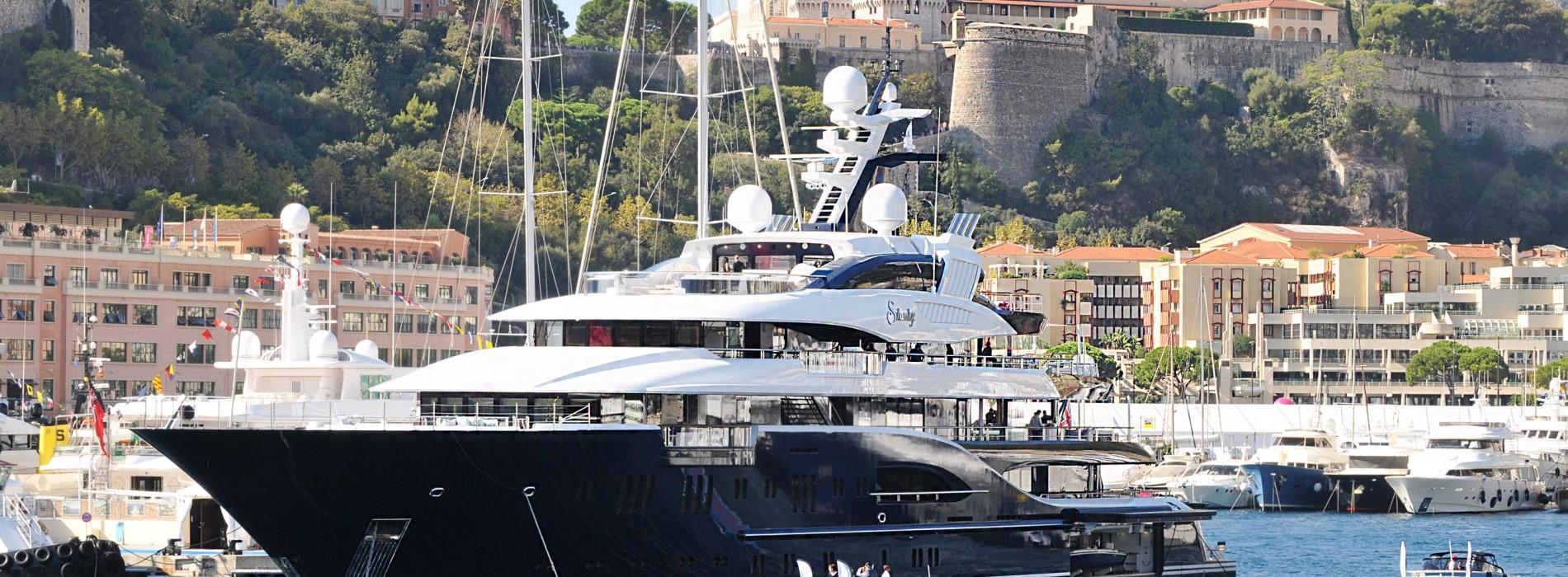 Monaco Yacht Show 23 – 26 September 2015
