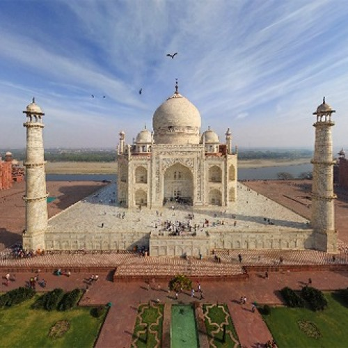 India Celebrates World Tourism Day with Great Festive Fervor