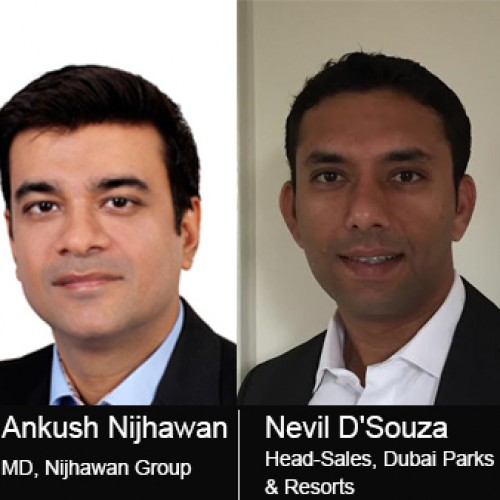 Nijhawan Group now represents Dubai Parks and Resorts in India