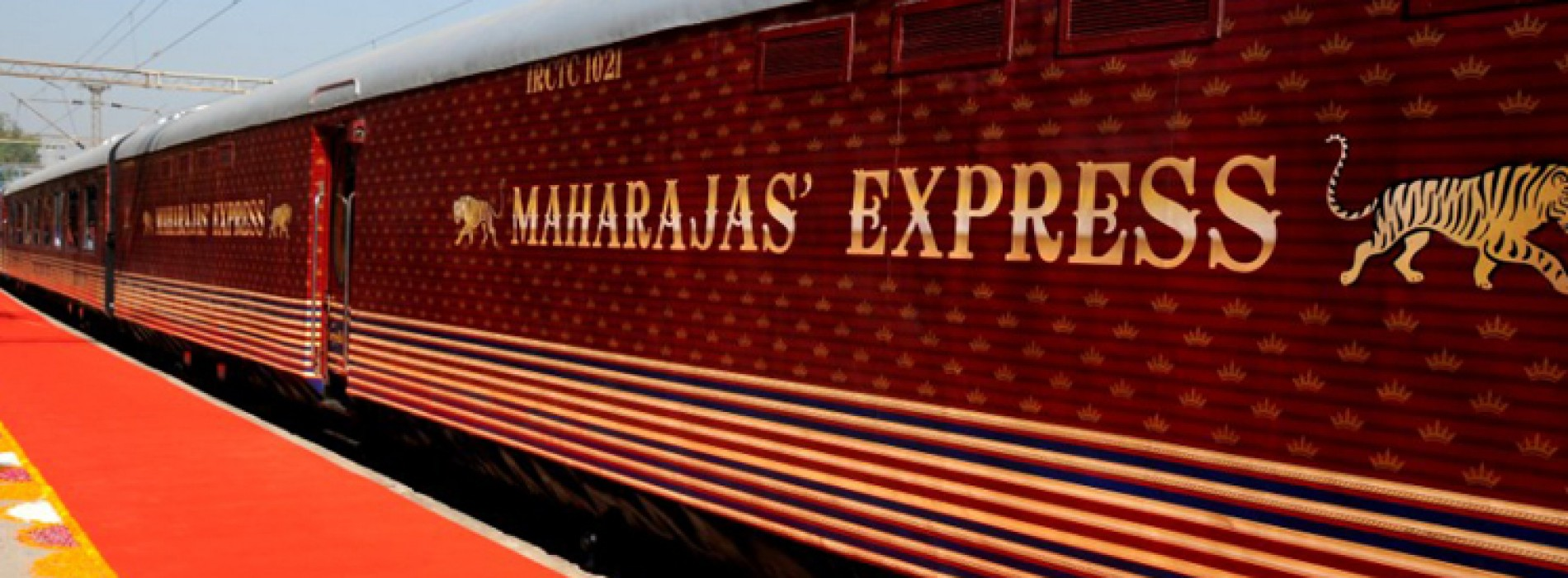 Maharajas' Express flagged off for new tourist season
