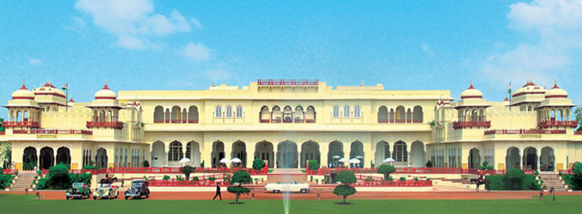 Famous Places for Royal Style Weddings in Rajasthan