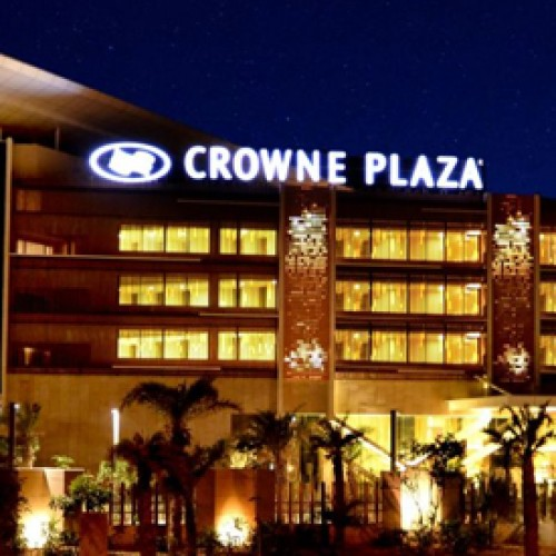 Crowne Plaza opens in Jaipur