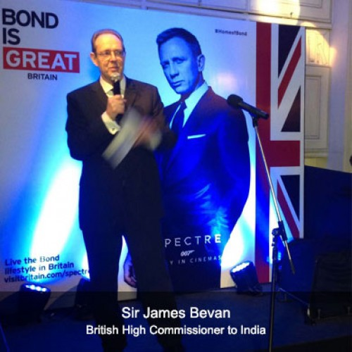 VisitBritain launches Bond is GREAT campaign to entice more international visitors to Britain