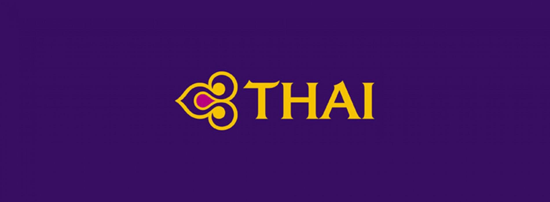 Thai Airways launches Dream Liner
