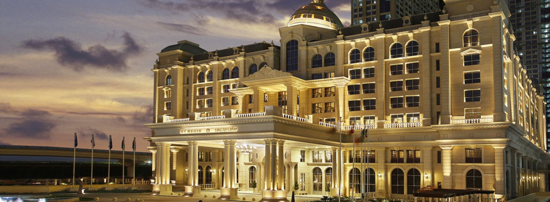 St. Regis Hotels & Resorts debuts in Dubai with new world address in Al Habtoor city
