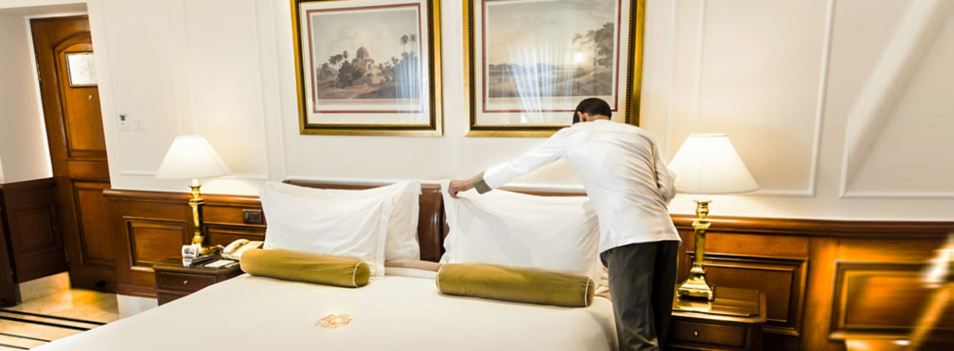 The Imperial introduces allergy-free ozone treated pillows in guest rooms