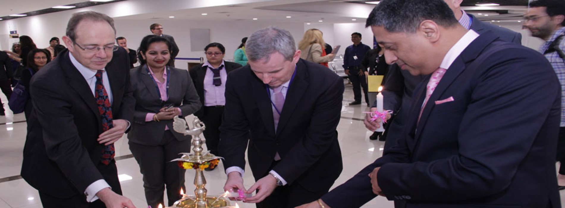 New and improved UK Visa Application Centre opens in Connaught Place, Delhi