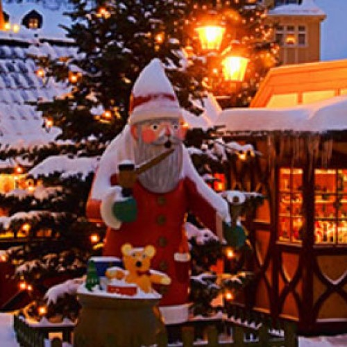 Christmas Markets in Germany: A Delight for All the Senses