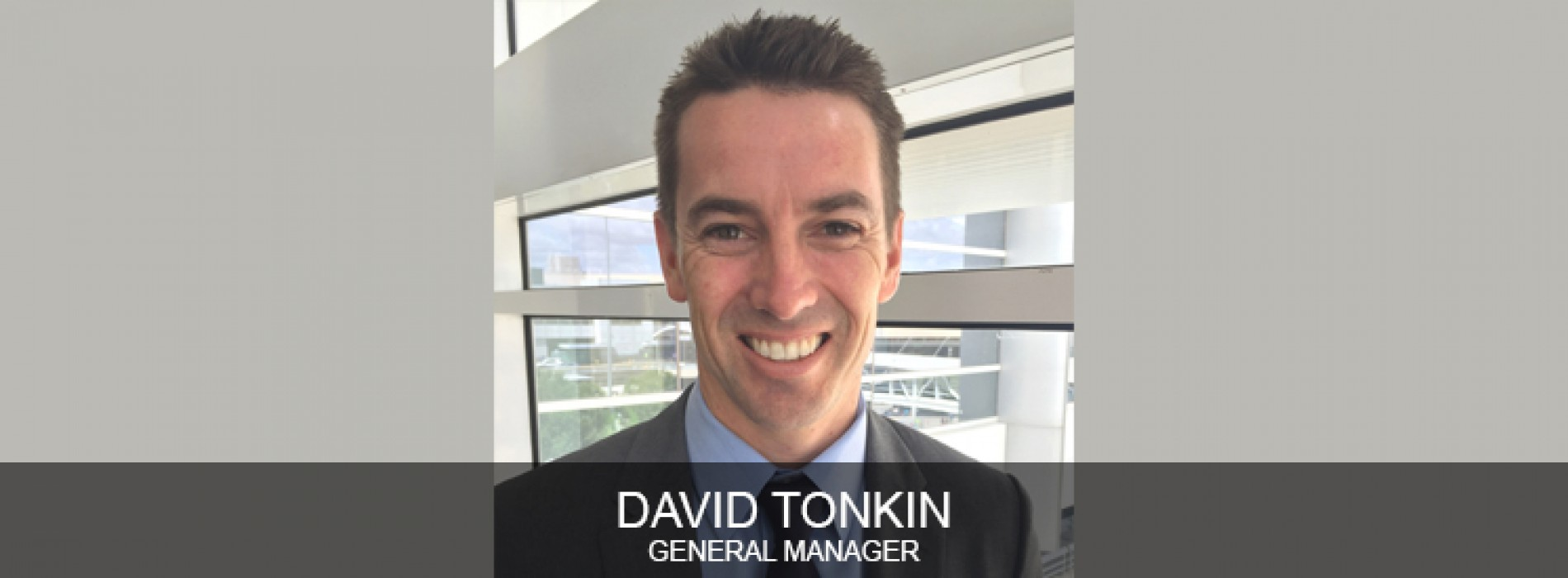 David Tonkin appointed General Manager of PARKROYAL Melbourne Airport