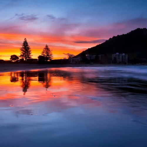 Most Shared Spots in New Zealand on Instagram in 2015