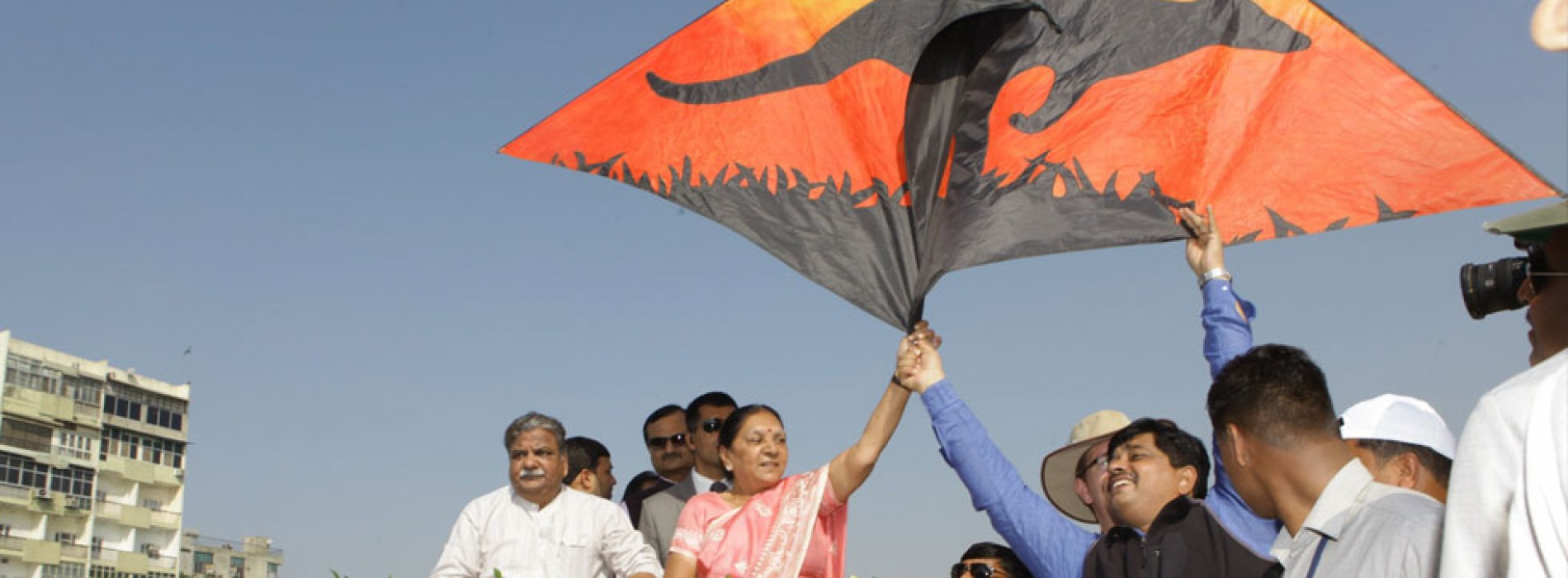 Gujarat's Kite Festival '16: grand and colorful