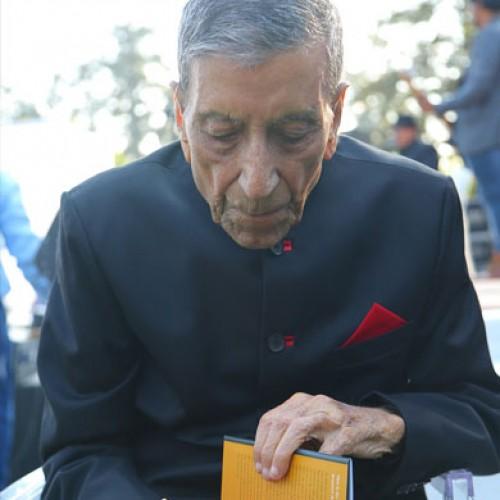 Bansi Lal Nijhawan's biography 'Bansi Lal ka Jahaaz' launched