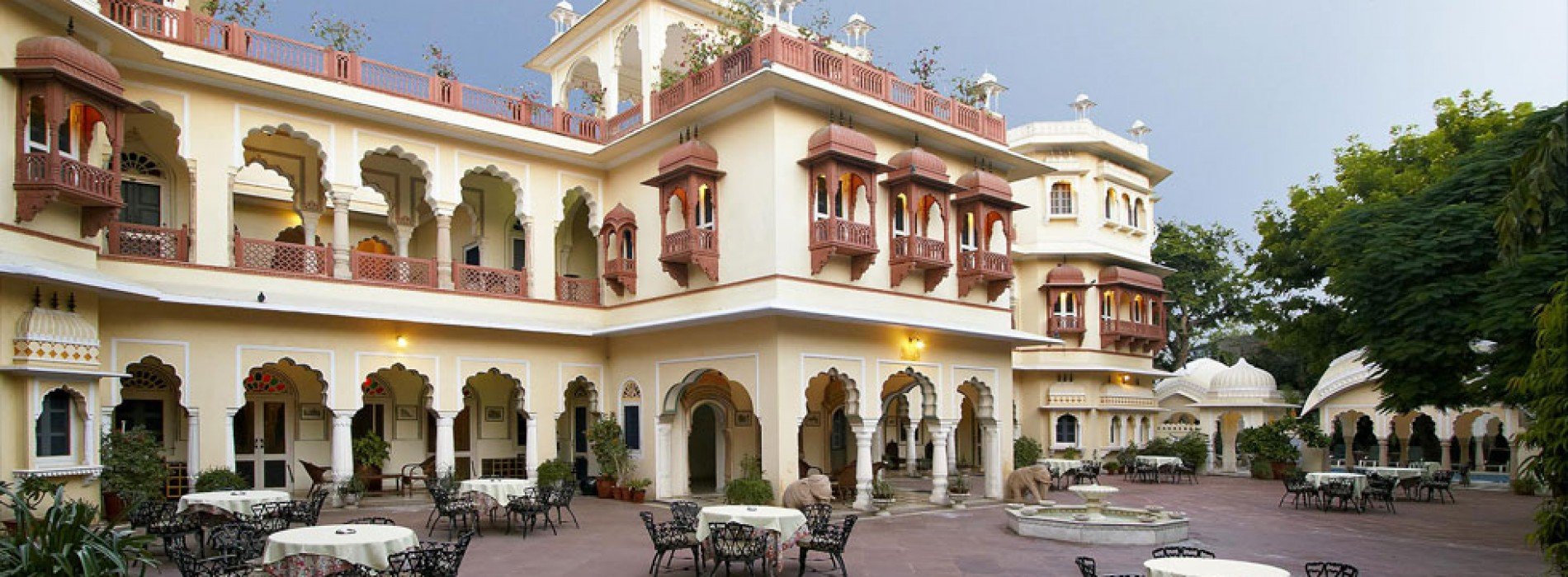 Rajput heritage hotels keeping with the tradition