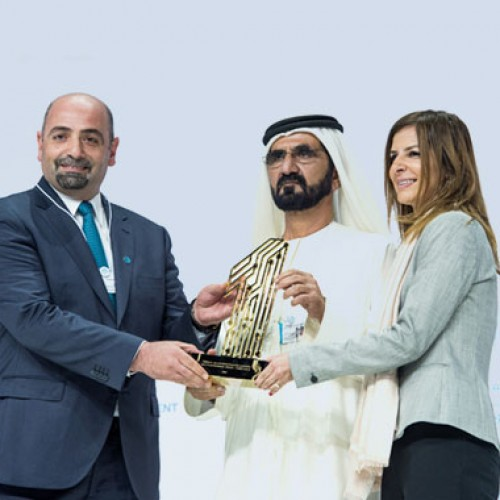 Jordan Wins Award for Best Government Service Mobile Application