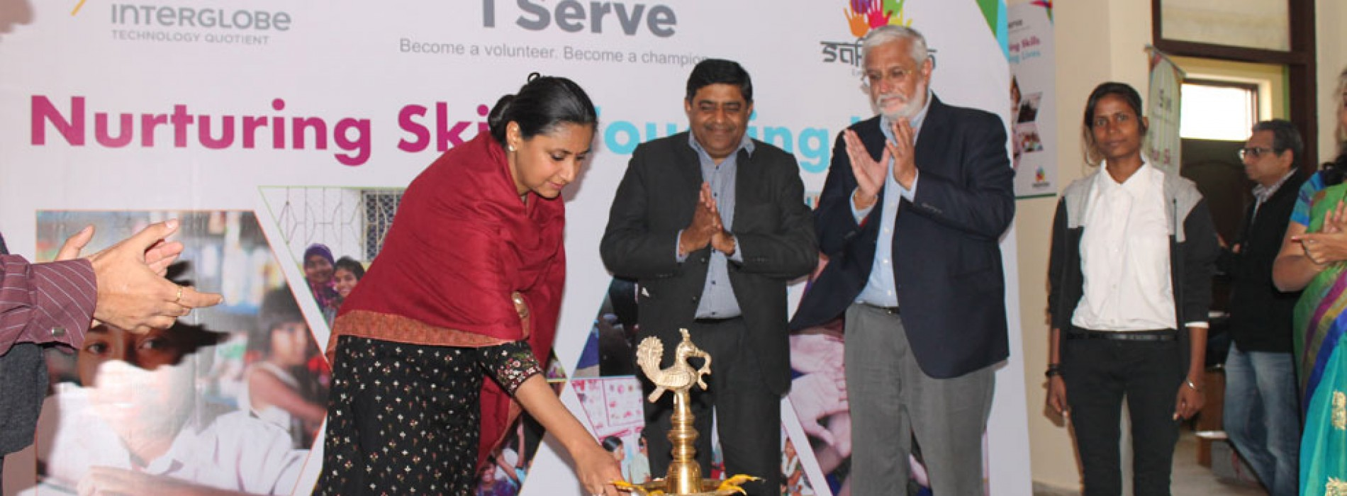 InterGlobe Technology Quotient and CAP Foundation launch a Skill Development Initiative