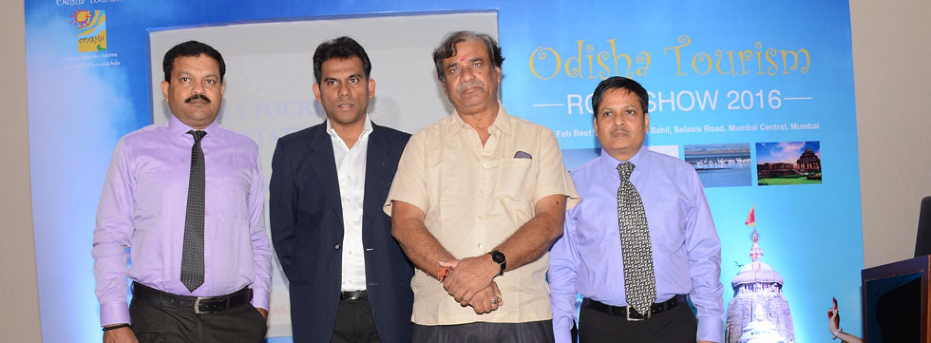 Odisha Tourism Road Show held at Mumbai to attract Domestic Tourists