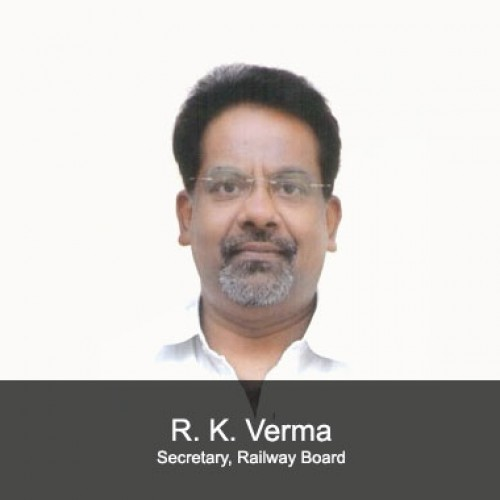R. K. Verma (Secretary, Railway Board)