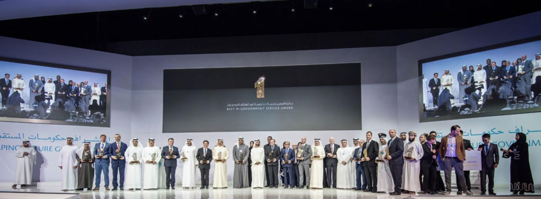 Jordan Wins Award for Best Government Service Mobile Application