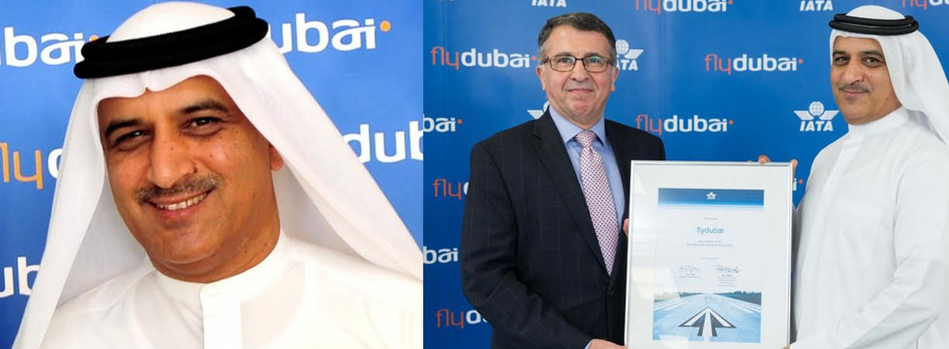 flydubai becomes latest IATA member from the Middle East & North Africa