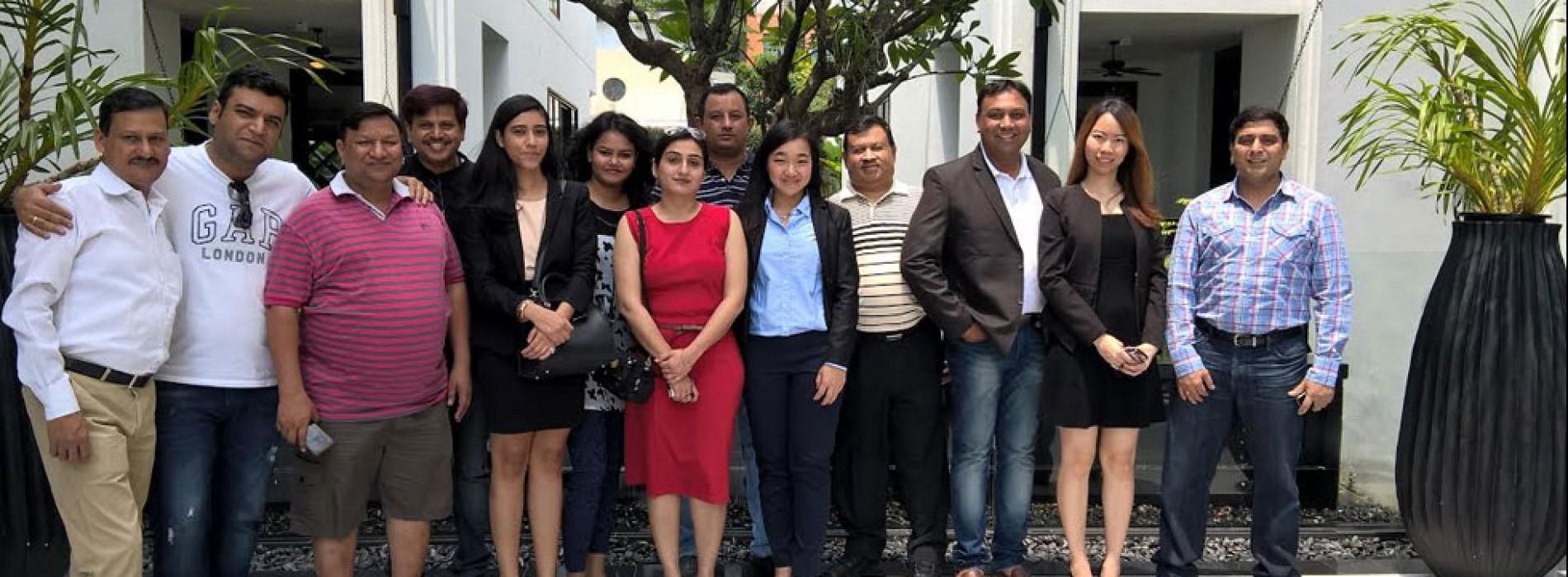 RezLive.com organized FAM Trip to Thailand